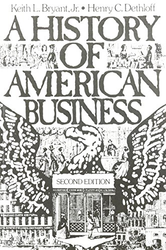 A History of American Business, 2nd Edition