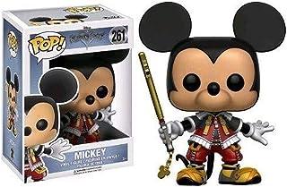 Funko Pop! Disney: Kingdom Hearts Mickey Action Figure, Multicolour - 12362