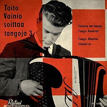 Taito Vainio soittaa tangoja 3