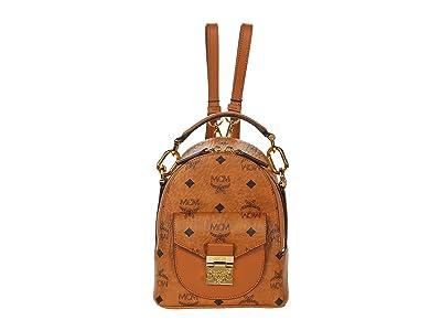 MCM Patricia Visetos Backpack Xmini