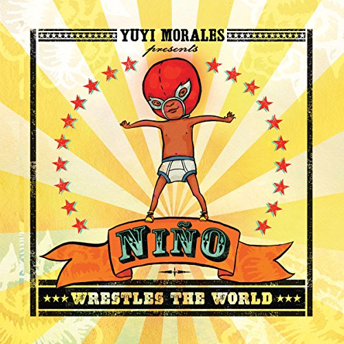 Nino Wrestles the World audiobook cover art
