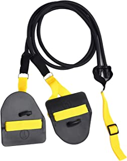 LuDa Professional Arm Strength Trainer Resistance Bands Swimming Freestyle Exercise Band