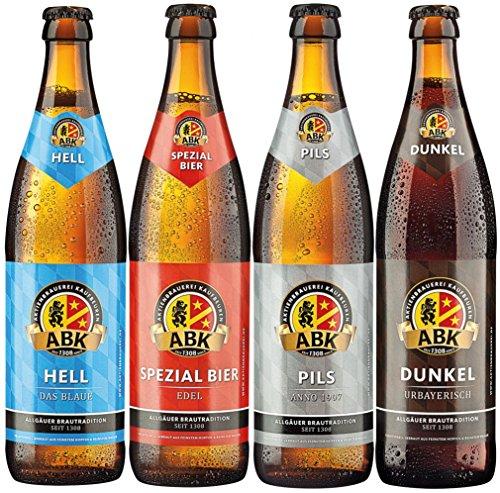 ABK Bier Mischkarton - 20 Flaschen in einem Karton