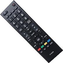 EAESE CT-90326 Reemplazo Mando a Distancia para Toshiba LCD LED Smart TV 22AV605PB 22AV605PG 22AV605PR 22AV606PG 22AV606PR 22AV615DG 22AV616DB 26AV603PR 26AV605PB 26AV605PG 26AV605PR 26AV607PG