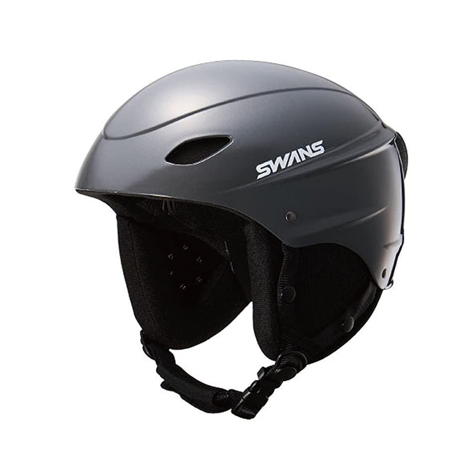無視触覚サーフィンSWANS(スワンズ) スキー スノーボード ヘルメット フリーライドモデル 大人用 男女兼用 H-45R