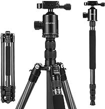 JOILCAN 81IN Camera Tripod, Professional Carbon Fiber...