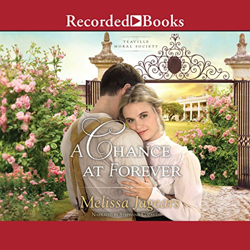 A Chance at Forever audiobook cover art