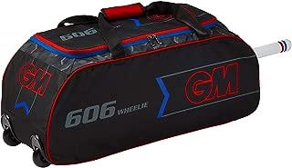 Gunn & Moore GM Cricket Premium Kit Bag, 2019 Edition (Wheelie and Duffle)