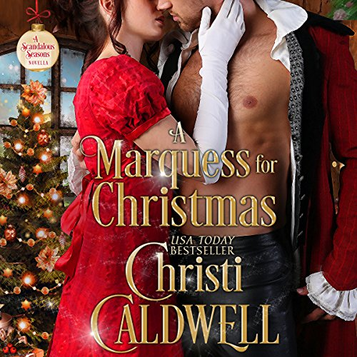A Marquess for Christmas audiobook cover art