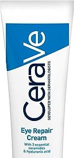 CeraVe Eye Repair Cream | 14 ml/0.5 oz | Eye Cream for Dark Circles & Puffiness