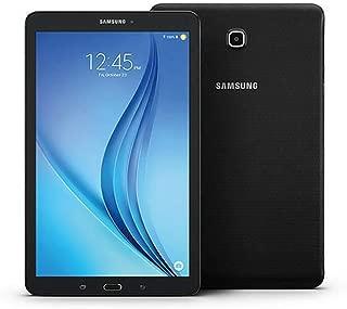 "Samsung Galaxy Tab E 9.6"" 16GB WiFi - Black with $25 Google Play Credit"