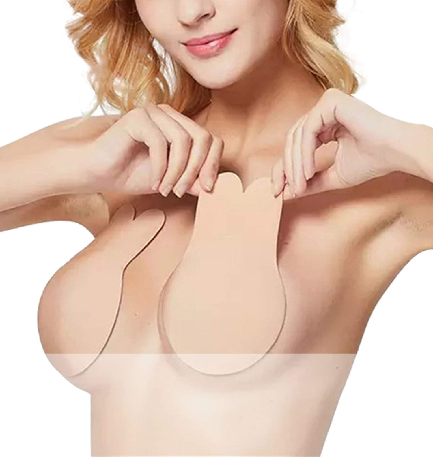 Adhesive Freedom Nippleless Strapless Backless