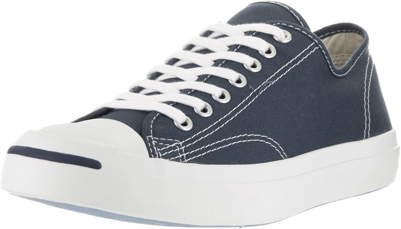 Converse Jack Purcell Canvas Ox Herren Sneaker Blau, Blau, Blau, Blau, 44.5 B0009RO172  739eb0
