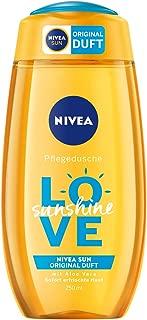 Nivea Welcome Sunshine Shower Gel 250 ml / 8.4 fl oz