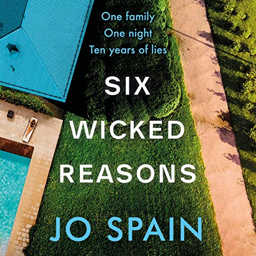 Six Wicked Reasons cover art