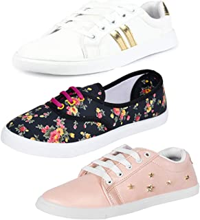 Bersache Multicolor Loafer & Moccaains Shoe Casual And Party Wear For Women