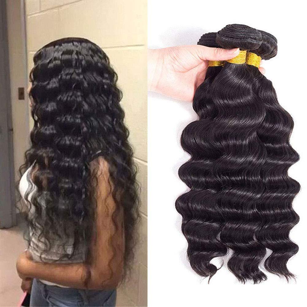 10A 新品未使用 Brazilian Virgin Loose Wave 大人気 Hair 26