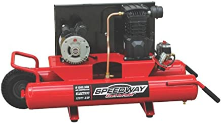 Speedway 52735 2 hp Electric Wheelbarrow Air Compressor
