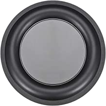 uxcell 6 Inches 160mm Bass Speaker Passive Radiator Auxiliary Rubber Vibration Plate Subwoofer DIY Repair