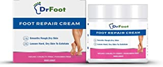 Dr Foot Foot Repair Cream, Foot Fungus, Dry Cracked Feet and Smelly Feet with Essential Oils - Tea Tree Oil, Antifungal Tr...