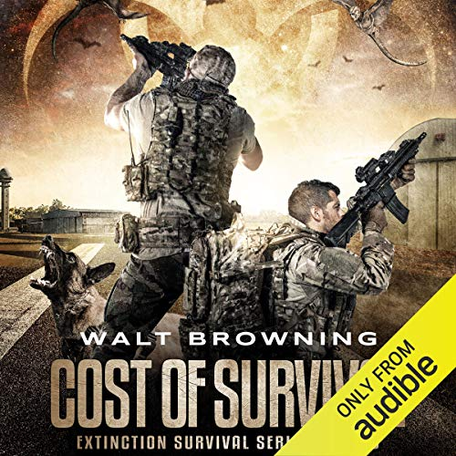 Cost of Survival audiobook cover art