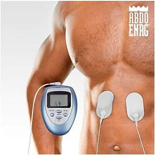 Apolyne Abdo ENRG Pulse Electroestimulador, Unisex Adulto, Blanco, Talla Única