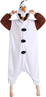 olaf cosplay costume