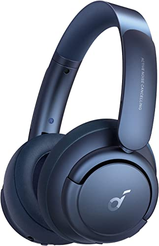 discount Soundcore by Anker Life Q35 Multi Mode Active new arrival Noise Cancelling Headphones, Bluetooth Headphones with LDAC new arrival for Hi Res Wireless Audio, 40H Playtime, Comfortable Fit, Clear Calls (Obsidian Blue) outlet sale