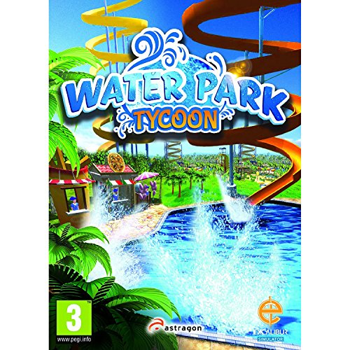 WaterPark -Tycoon (Digital Download Card) [importación inglesa]