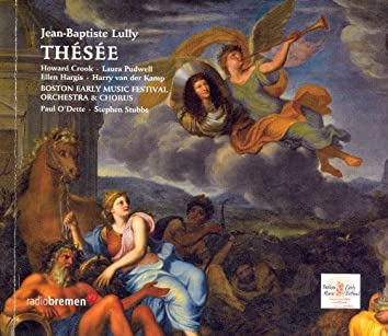 Lully: Thesee (Boston Early Music Festival)