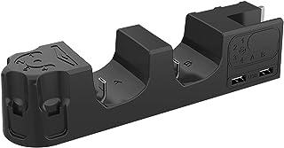 Pinhaijing Switch Pro Carregador Dock Stand Station Suporte para Nintendo Switch Joy-con Suporte de jogo Dock Gamepad