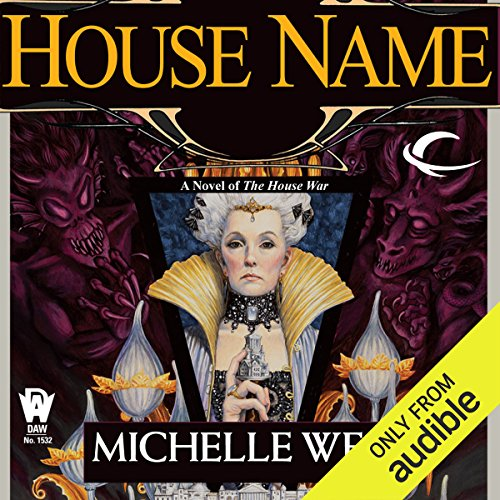 House Name audiobook cover art