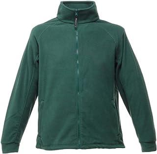 Regatta TRF532 Mens Thor III Fleece Jacket Bottle Green XL
