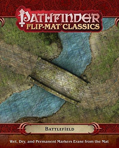 Pathfinder Flip-mat Classics: Battlefield
