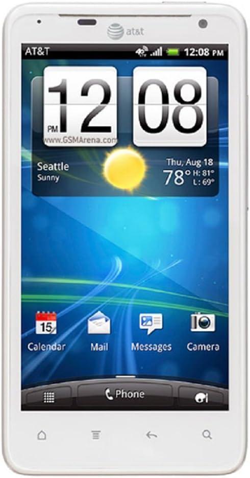 HTC Vivid 5% OFF 4G X710a half ATT - White Android Smartphone