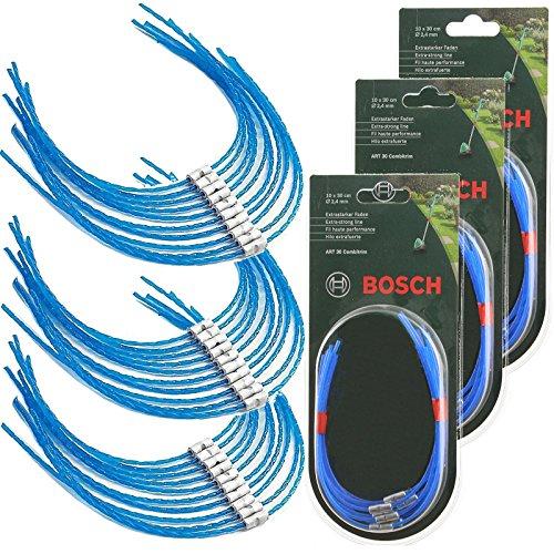 Bobina de hilo Bosch Art 30 COMBITRIM para cortacésped (30 cm, F016800182)