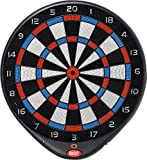 Darts Connect Online Electronic Dartboard (Black)