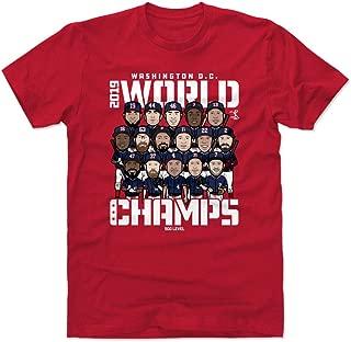 500 LEVEL Washington Baseball 2019 World Champs Shirt