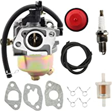 Buckbock Carburetor for HUAYI 170S 170SA Yard Machine Snow Blower MTD 951-10368 951-10638A 751-10638 751-10638A 951-14026A 951-14027A - Troy Bilt Carb