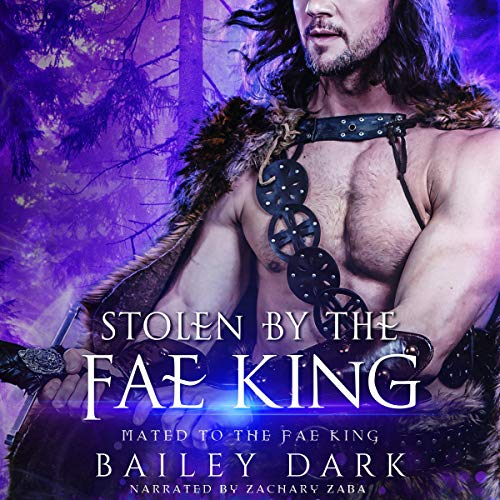 Stolen by the Fae King cover art