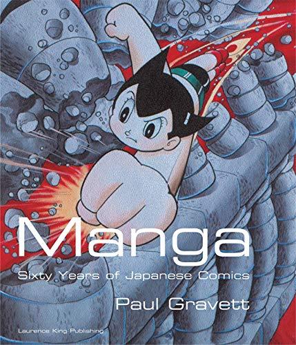 Manga: 60 Years of Japanese Comics