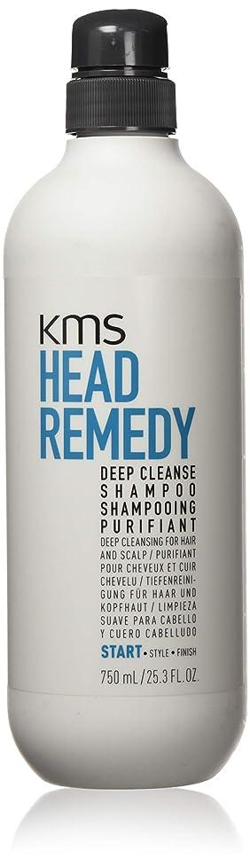 くま記述するご近所KMSカリフォルニア Head Remedy Deep Cleanse Shampoo (Deep Cleansing For Hair and Scalp) 750ml