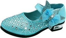 ELECTRI Ballerie Chaussure à Talon Déguisement Pri