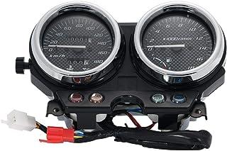 ホーネット250 メーター本体セット MC31 96-99年 00-05年 06-07年 Hornet HORNET ブラック・カーボン・ホワイト ブラック メッキ 純正交換設計 カスタム スピード メーター タコメーター 純正互換品