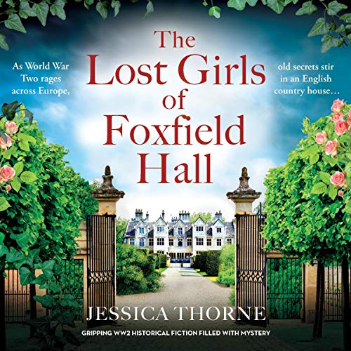 The Lost Girls of Foxfield Hall cover art