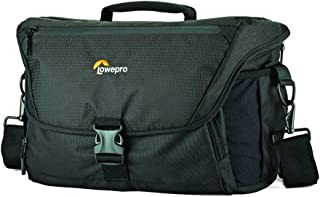 Lowepro Nova 200 Aw II Dslr Fotoğraf Makinesi Omuz Askılı Çanta, Siyah