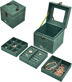 big jewelry box with lock