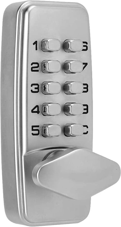 LIBAI Qiterr Detroit Mall Security Coded Lock Mechanical Cod shop Digits Mini 2-4