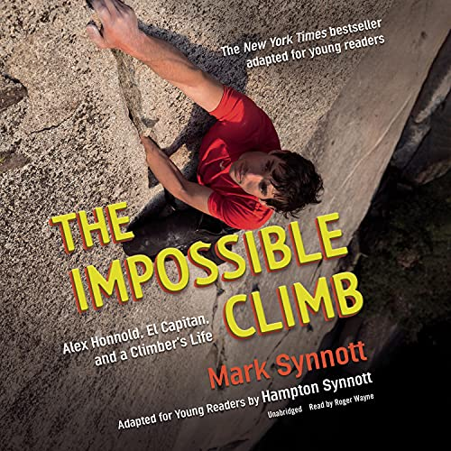 The Impossible Climb (Young Readers Adaptation) cover art