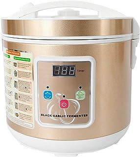 تخمیر سیر سیاه 5L ، دستگاه تخمیر خودکار 90W 110V 12-15 روز هوشمند 360 درجه گرمایش استریو ثابت
